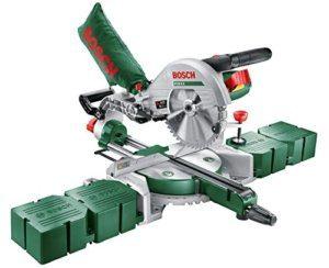 Hier geben wir Ihnen Infos und Details zur Bosch Kappsäge DIY PCM 8 S