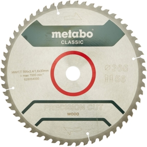 Infos zu Metabo Sägeblättern auf Kappsägen Test